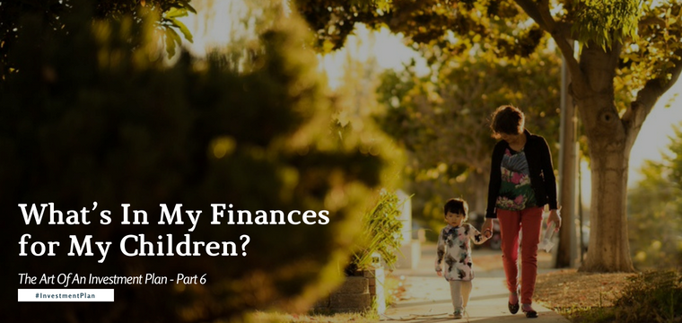 What's In My Finances for My Children?